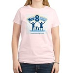 Yes on 8 Protect Marriage Women's Light T-Shirt