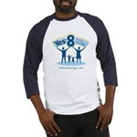 Yes on 8 Protect Marriage Baseball Jersey