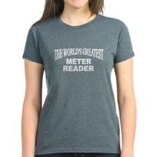 """The World's Greatest Meter Reader"" Tee"
