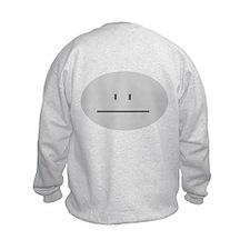 the face Sweatshirt