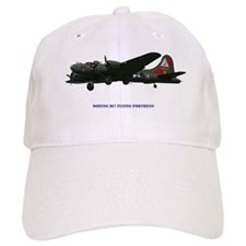 Boeing B-17 Flying Fortress Baseball Cap