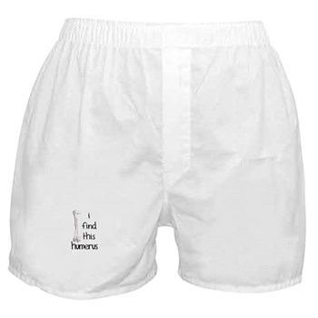 I find this humerus Boxer Shorts | Gifts For A Geek | Geek T-Shirts