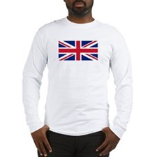 Union Jack Long Sleeve T-Shirt