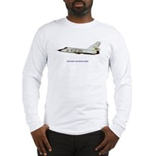 Convair F-106 Delta Dart Long Sleeve T-Shirt