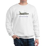North American F-100 Super Sabre Sweatshirt