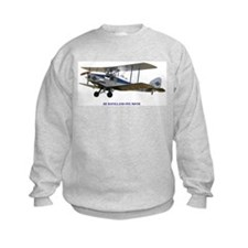 De Havilland Fox Moth Sweatshirt