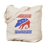 Texan for McCain Tote Bag