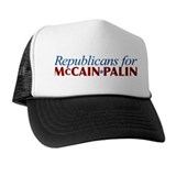 Republicans for McCain Palin Trucker Hat