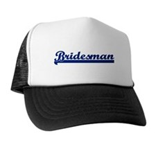 Bridesman Trucker Hat