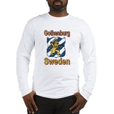 Cute Sweden Long Sleeve T-Shirt