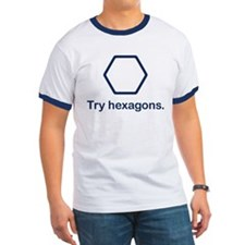 Try Hexagons T