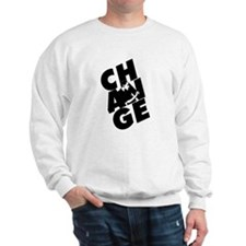 Obama - Change Sweatshirt