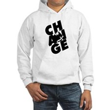 Obama - Change Hoodie