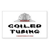Coiled Tubing Rectangle Decal