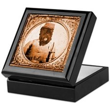 Black Russian BUBBA Keepsake Box