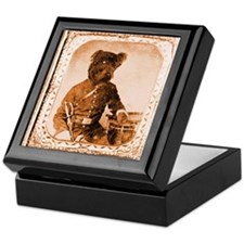 Skye Terrier TWITCH Keepsake Box