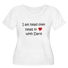 Unique I heart daryl T-Shirt