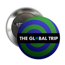 "The Global Trip 2.25"" Button (10 pack)"