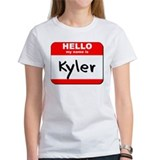 Hello my name is Kyler Tee