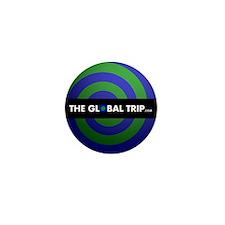 "The Global Trip.com 1"" Mini Button (100 pack)"
