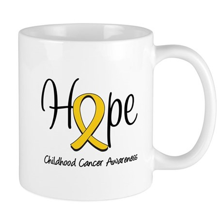 Childhood Cancer Hope Mug