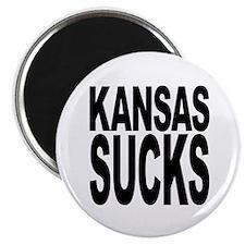 Kansas Sucks Magnet