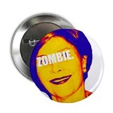 "LAURA ZOMBIE 2.25"" Button (10 pack)"
