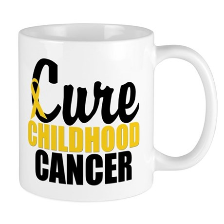 CureChildHoodCancer Mug