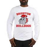 Brighton Bulldogs Long Sleeve T-Shirt