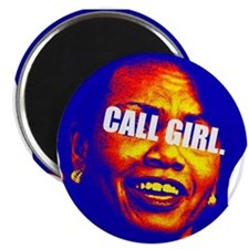 "CONDI CALL GIRL 2.25"" Magnet (10 pack)"