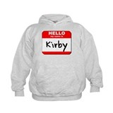 Hello my name is Kirby Hoody