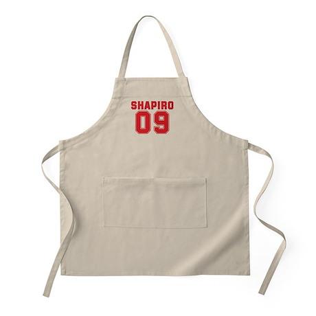 SHAPIRO 09 BBQ Apron