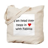 Unique I love fabiola Tote Bag