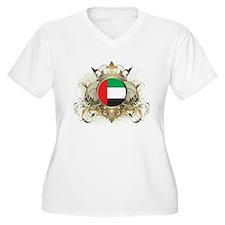 Stylish United Arab Emirates T-Shirt