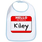 Hello my name is Kiley Bib