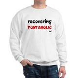 Recovering Fontaholic Jumper