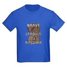 Brave, Soldier, Daddy T