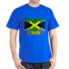 Jamaica Shield Men's T-Shirt