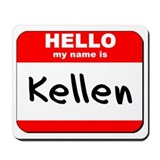 Hello my name is Kellen Mousepad