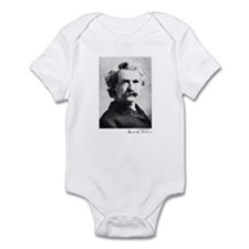 Mark Twain Infant Bodysuit