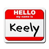 Hello my name is Keely Mousepad