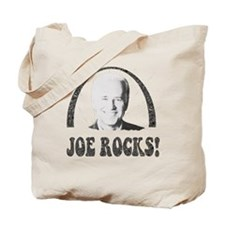 Joe Biden Rocks Tote Bag