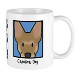 Anime Carolina Dog Mug