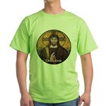 Jesus Christ Green T-Shirt