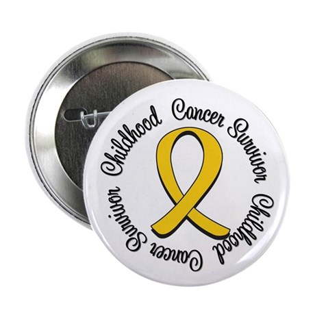 "Childhood Cancer Hope 2.25"" Button (10 pack)"