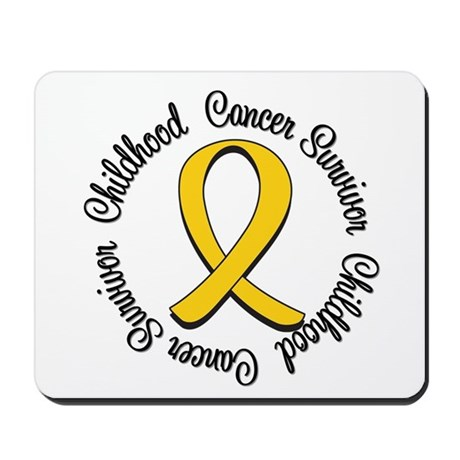 Childhood Cancer Hope Mousepad