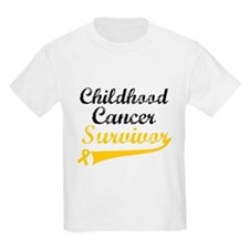 ChildhoodCancerSurvivor T-Shirt