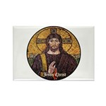Jesus Christ Rectangle Magnet (100 pack)