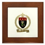 FORAND Family Crest Framed Tile