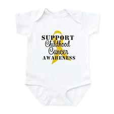 SupportChildCancer Infant Bodysuit